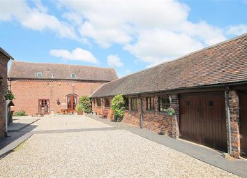Thumbnail 5 bed barn conversion for sale in Warren Barn, Church Road, Warton, Tamworth