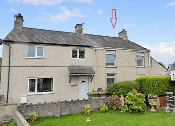 Thumbnail 2 bed terraced house for sale in Tan Y Ffordd Estate, Bethel, Caernarfon