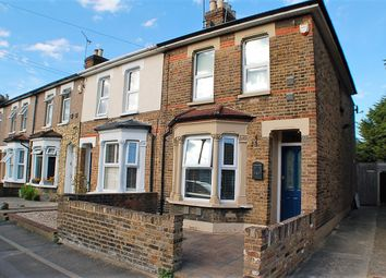 Thumbnail 2 bed end terrace house for sale in George Street, Gidea Park, Romford