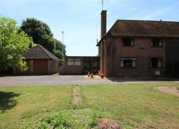 Thumbnail 3 bedroom semi-detached house for sale in The Dog House, Bucklesham Road, Ipswich