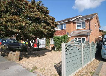 Thumbnail 4 bed semi-detached house for sale in Pilgrims Way, Bisley, Woking, Surrey