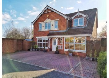Thumbnail 5 bed detached house for sale in Loxton Square, Cramlington