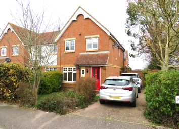 Thumbnail 3 bed end terrace house to rent in Morton Close, Maidstone