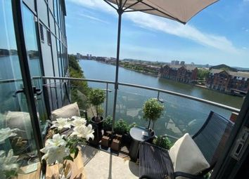 Thumbnail 2 bed flat for sale in City Wharf, Atlantic Wharf, Cardiff, Caerdydd