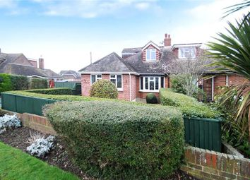 Thumbnail 3 bed semi-detached bungalow for sale in Polperro Close, Ferring, Worthing