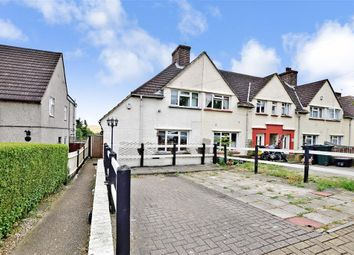 Thumbnail 2 bed semi-detached house for sale in Ridgeway, Dartford, Kent