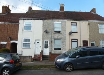 Thumbnail 2 bed terraced house to rent in Moyes Road, Oulton Broad, Lowestoft
