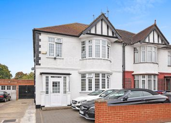 Thumbnail 4 bedroom semi-detached house for sale in Robson Avenue, Willesden Green, London