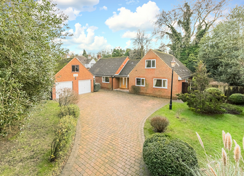 Thumbnail 5 bed detached house for sale in Churchfields, Hertford