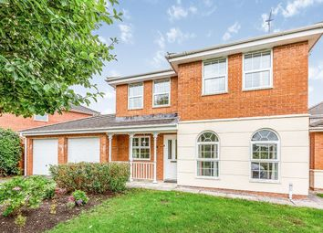 Thumbnail 4 bed detached house to rent in Crofters Walk, Lytham St. Annes