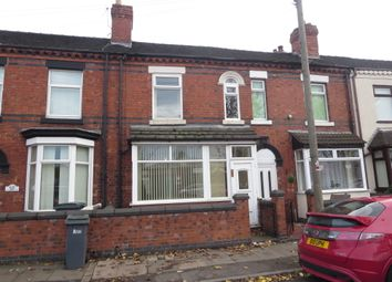 Thumbnail 3 bed terraced house for sale in Campbell Road, Stoke-On-Trent, Staffordshire
