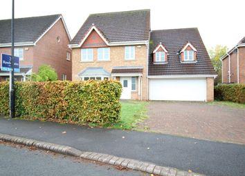 Thumbnail 5 bed detached house for sale in Walker Lane, Fulwood, Preston