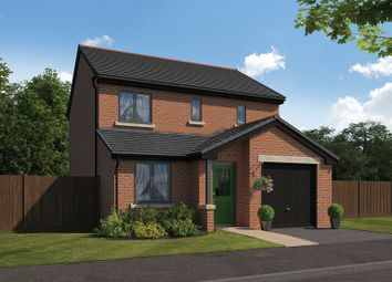 Thumbnail 3 bed detached house for sale in Coquet Park, Robson Grove, Felton, Morpeth, Northumberland