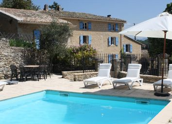 Thumbnail 8 bed detached house for sale in 26230, Chamaret, Grignan, Nyons, Drôme, Rhône-Alpes, France