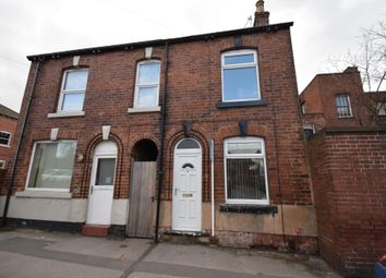 Thumbnail 2 bed end terrace house to rent in Bradley Street, Castleford