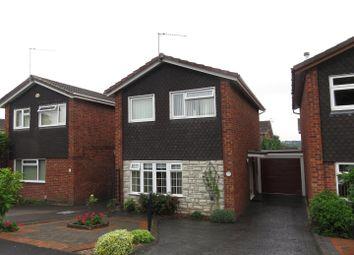 Thumbnail 3 bed detached house for sale in Glebelands, Stafford