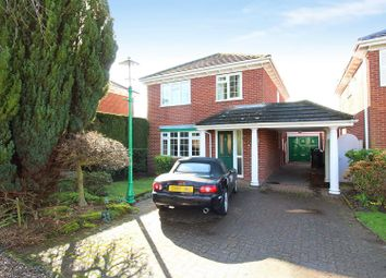 Thumbnail 4 bed detached house for sale in Histons Drive, Codsall