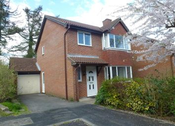 Thumbnail 4 bed detached house to rent in Welland Gardens, West End, Southampton