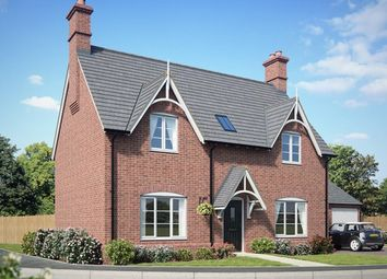 Thumbnail 3 bed detached house for sale in The Tatton+, Millbrook Grange, Cottingham Drive, Moulton