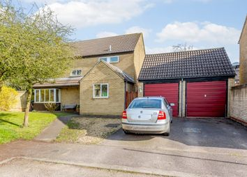 Thumbnail 4 bed detached house for sale in Brittons Close, Bedford, Bedford