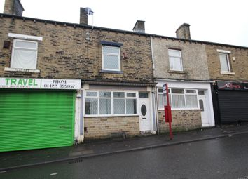 Thumbnail 4 bed terraced house for sale in Gibbet Street, Halifax