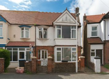 Thumbnail 2 bed flat for sale in Richmond Avenue, Margate