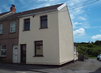 Thumbnail 2 bed end terrace house for sale in High Street, Tumble, Llanelli