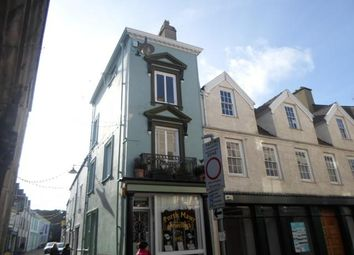 Thumbnail 2 bed flat to rent in 42A, High Street, Caernarfon