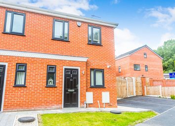 Thumbnail 2 bed terraced house for sale in Duchy Road, Salford