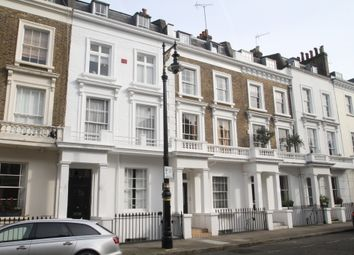Thumbnail 1 bedroom flat to rent in Alderney Street, Pimlico, London