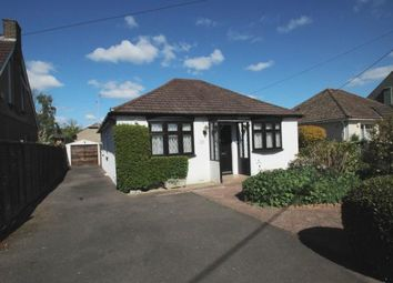 Thumbnail 3 bed bungalow for sale in Woolborough Road, Northgate, Crawley, West Sussex