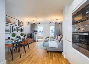 Thumbnail 2 bedroom flat for sale in Broomfield Street, London