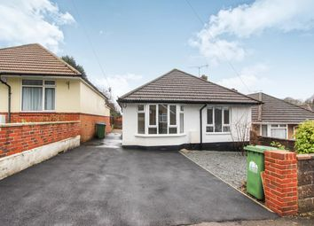 Thumbnail 2 bed detached bungalow for sale in Hollybrook Avenue, Southampton