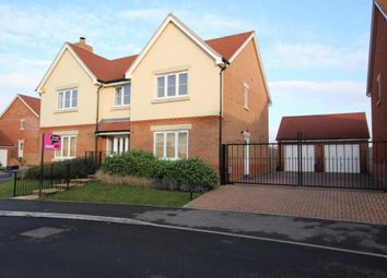 Thumbnail 5 bed detached house for sale in Columba Gardens, Wokingham