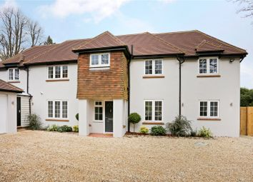 Thumbnail 4 bedroom detached house for sale in Hare Lane, Little Kingshill, Great Missenden, Buckinghamshire