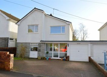 Thumbnail 4 bedroom detached house for sale in Chapel Road, Swansea, Swansea