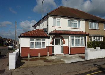 Thumbnail 3 bed semi-detached house to rent in Brownlow Road, Borehamwood