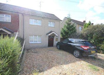 Thumbnail 3 bed end terrace house for sale in Usk Road, Tilehurst, Reading