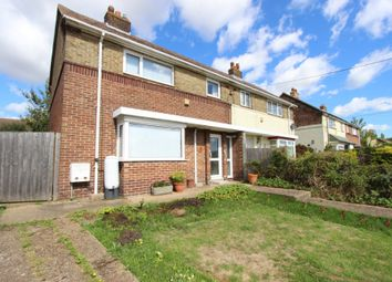 Thumbnail 3 bed semi-detached house for sale in Siberts Close, Shepherdswell