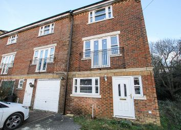 Thumbnail 4 bedroom end terrace house for sale in Frederick Road, Hastings, East Sussex.