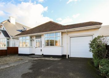 Thumbnail 4 bed bungalow to rent in Southbourne Overcliff Drive, Southbourne, Bournemouth