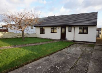 Thumbnail 4 bed bungalow for sale in Newlands Park Estate, Valley