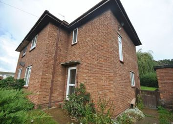 Thumbnail 5 bedroom semi-detached house for sale in Brereton Close, Norwich