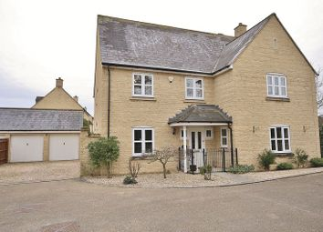 Thumbnail 5 bed detached house for sale in Cherry Tree Way, Madley Park, Witney