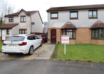 Thumbnail 3 bed semi-detached house for sale in Drummond Way, Newton Mearns, Glasgow
