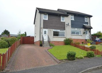Thumbnail 3 bed semi-detached house for sale in Riverbank Drive, Bellshill