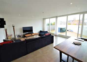 Thumbnail 3 bed flat to rent in Canal Street, Nottingham