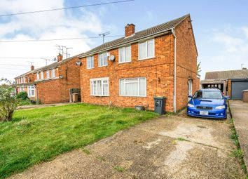 Thumbnail Semi-detached house for sale in Kinross Crescent, Luton