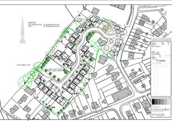 Thumbnail Land for sale in Rope Lane, Shavington, Crewe