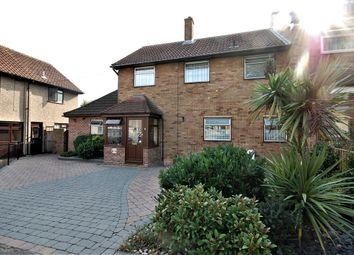 Thumbnail End terrace house for sale in Denys Drive, Basildon, Basildon
